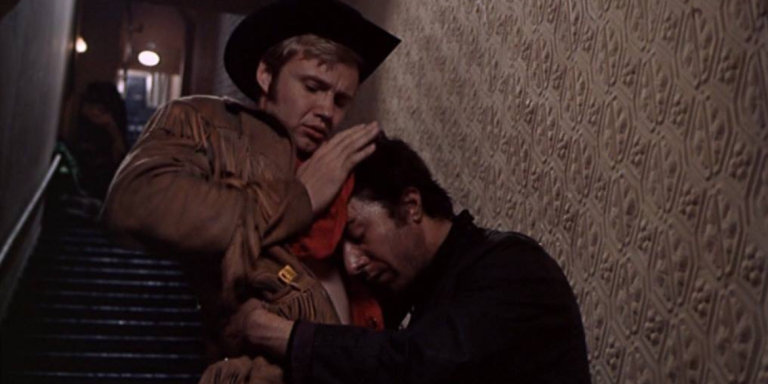 Can We Stop Pretending That 'Midnight Cowboy' Isn't A Queer LoveStory?