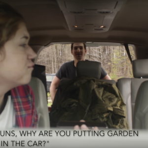 Best. Prank. Ever. Watch This Brother Trick His High Sister Into Believing Zombies Are After Them