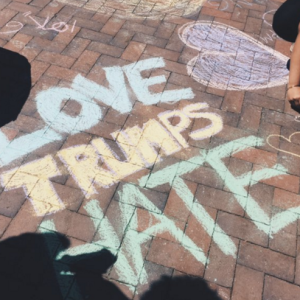 OSU Students Respond PERFECTLY To This Pro-Trump Message Chalked On A Campus Sidewalk