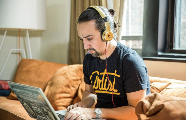19 Encouraging (And Funny) Lin-Manuel Miranda Tweets To Inspire The Artist WithinYou