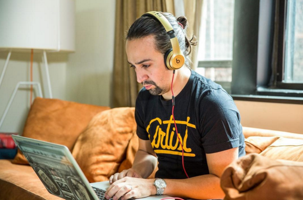 19 Encouraging (And Funny) Lin-Manuel Miranda Tweets To Inspire The Artist Within You