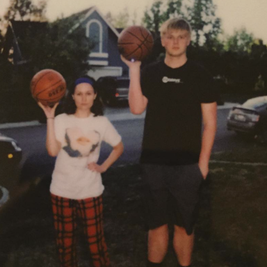 12 Things That Happen When You're The Short One In Your Family