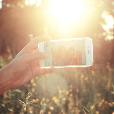 Take As Many Selfies As You Want, Because Loving Yourself Is Beautiful