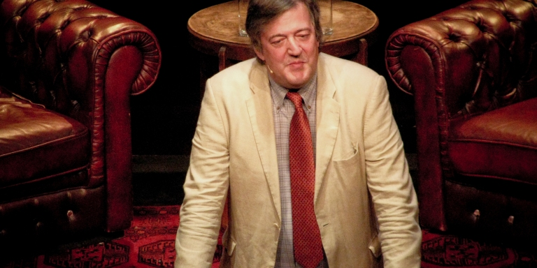 """An Open Letter To Stephen Fry: Lack Of Empathy is """"The Ugliest [Thing] InHumanity"""""""