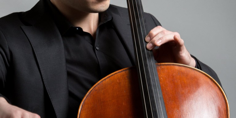Cellist Michael Nicolas In Transition: 'All Art Is Technology'