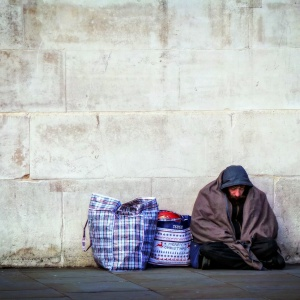 It Took Staring Into The Eyes Of A Man Begging On The Street To Make Me Realize How Heartless The World Has Become