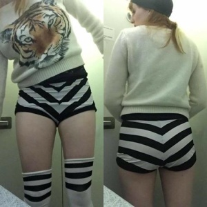 JetBlue Airline Tells Woman Her Shorts Are Too Short, Makes Her Change Into XL Sleep Pants