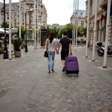 Maybe Love Begins At Baggage Claim