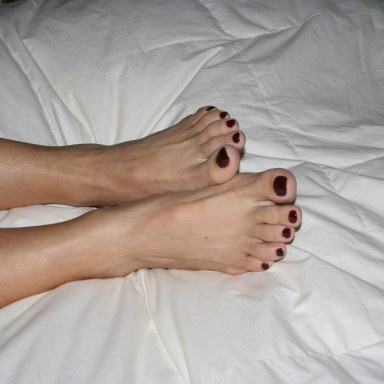 How A Normal Girl Like Me Found Herself On The Receiving End Of A Foot Fetish