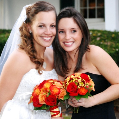 To My Beautiful Best Friend On Her Wedding Day