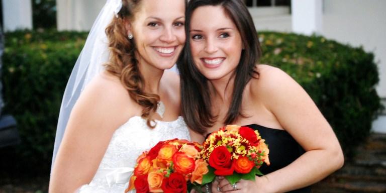 To My Beautiful Best Friend On Her WeddingDay