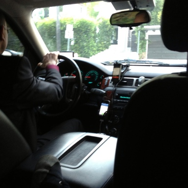 Sometimes Your Uber Driver Can Also Be Your Therapist