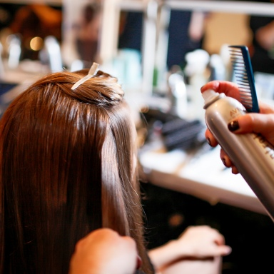 11 Steps Every Girl Goes Through Before Getting A Haircut