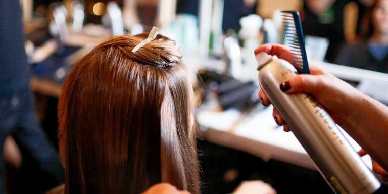 11 Steps Every Girl Goes Through Before Getting AHaircut