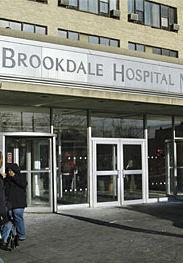 Brookdale Hospital front