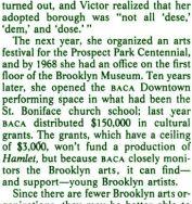 Brooklyn Arts article 2