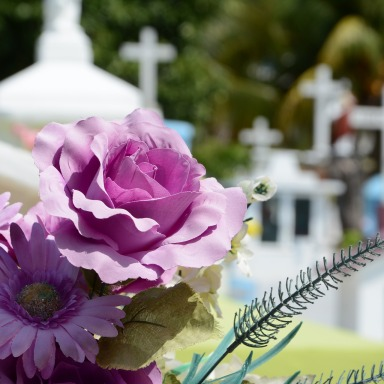 I'm A Funeral Director, But I'm A Person Just Like You