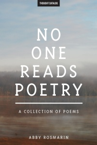 No One ReadsPoetry