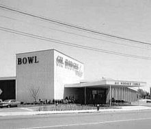 Gil Hodges bowling alley