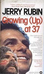 Jerry Rubin Growing Up