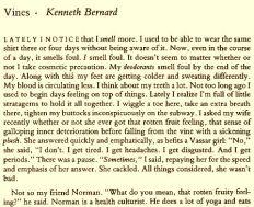 Ken Bernard story
