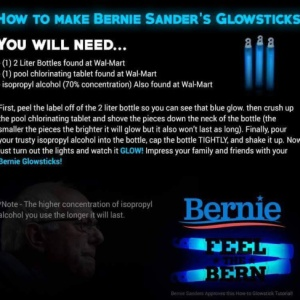 Someone Is Trying To Use This Viral Meme To Actually Murder Bernie Sanders Supporters