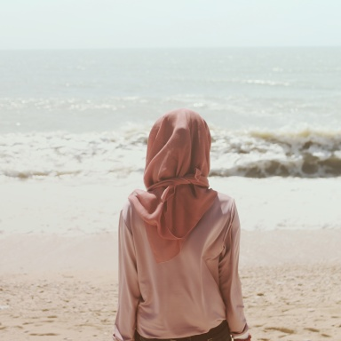 How Wearing A Head Scarf Set Me Free