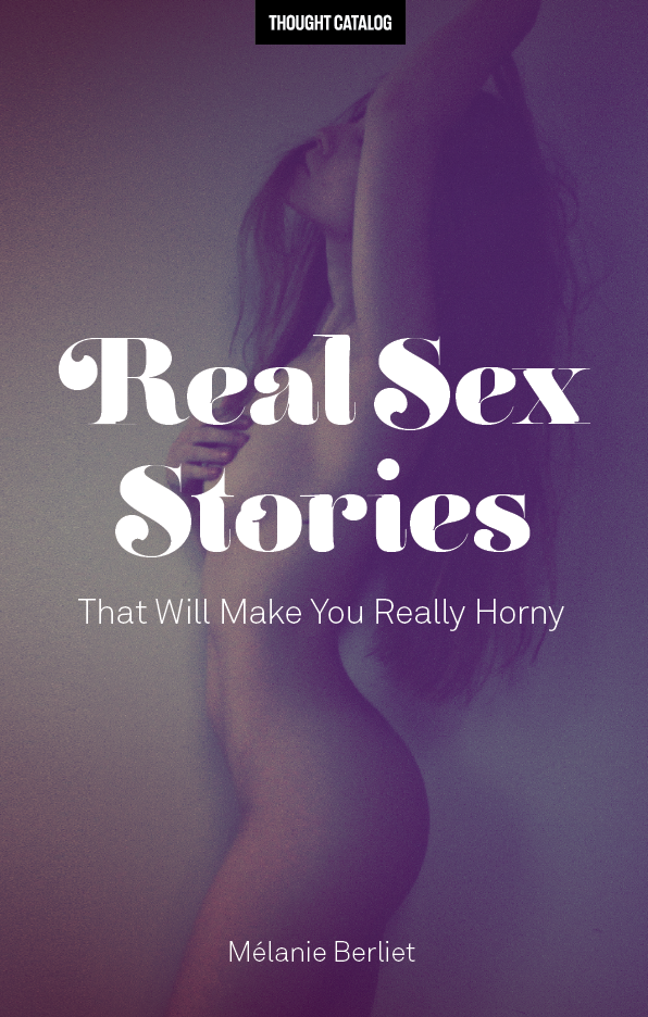 Real Sex Stories book cover