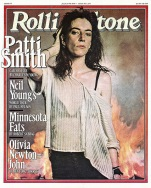 Rolling Stone Patti Smith