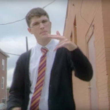 Please, Please, Make This Harry Potter 'Straight Outta Hogwarts' Rap Video Go Viral