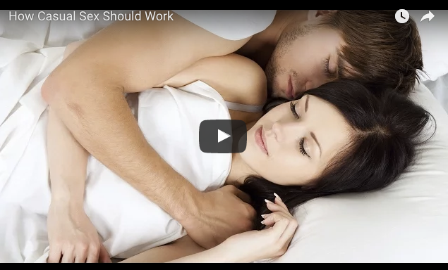 This Hilarious Video Explains How Casual Sex Would Work In A World Without BullshitGames