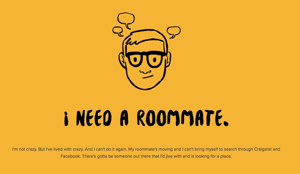 If We Were Roommates