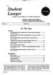 student lawyer