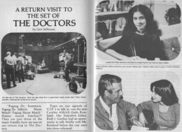 The Doctors magazine
