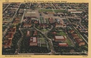 UA Postcard