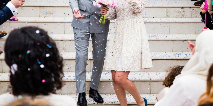 Here's What I Learned From Attending The Wedding Of Two VirtualStrangers