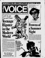 Village Voice August 7 1978