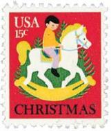 1978 christmas stamp