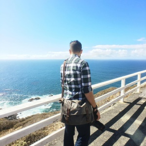 I Travel For The Sake Of Leaving (And Coming Home Again)