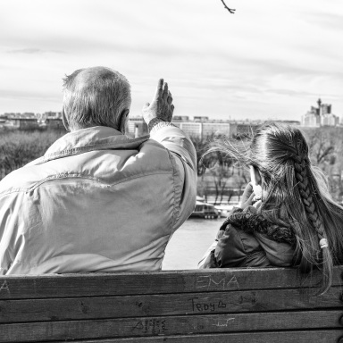 I Said Goodbye To My Grandfather Before He Passed, And This Is What I Learned About Grief