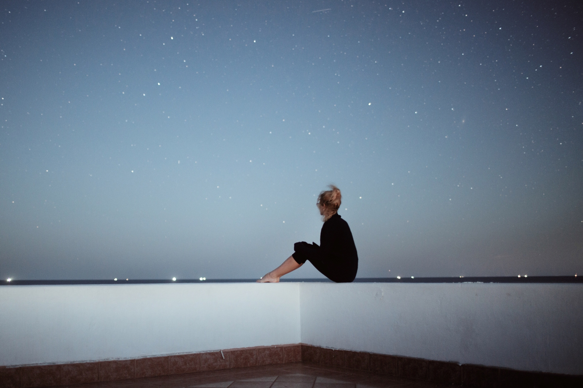 The Space Between Wanting Change And Not Being Ready To Let Go