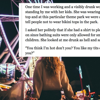 22 Theme Park Employees Reveal Their Craziest Stories From The Job