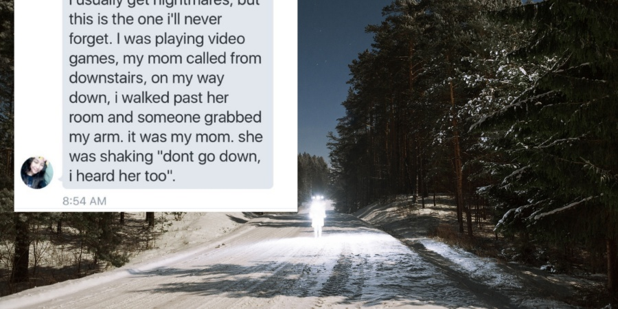 51 True Creepy Stories From Twitter That You Shouldn't Read In The Dark