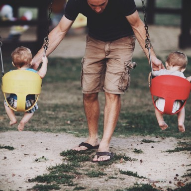 To All The Dads Out There — I Hate You, With Love