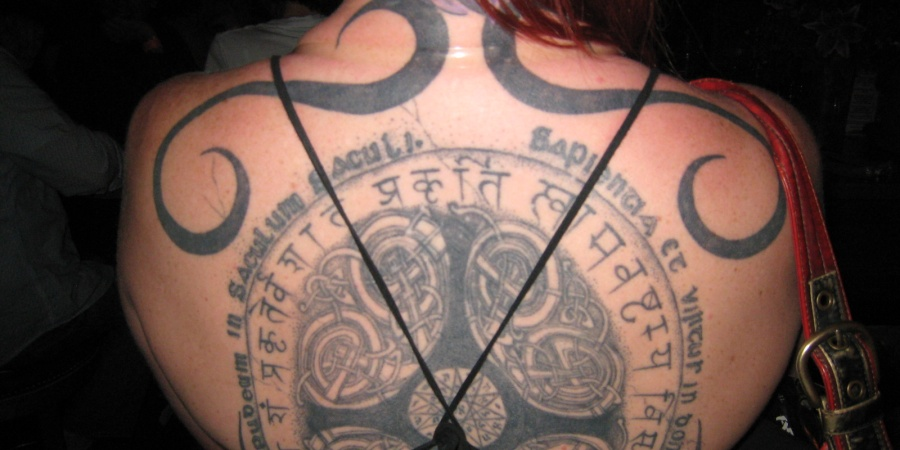 Tattoos As A Form Of MassIndividualism