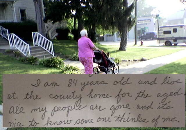 84-Year-Old Woman Throws EPIC Shade At Her Roommate In This Super SaltyLetter