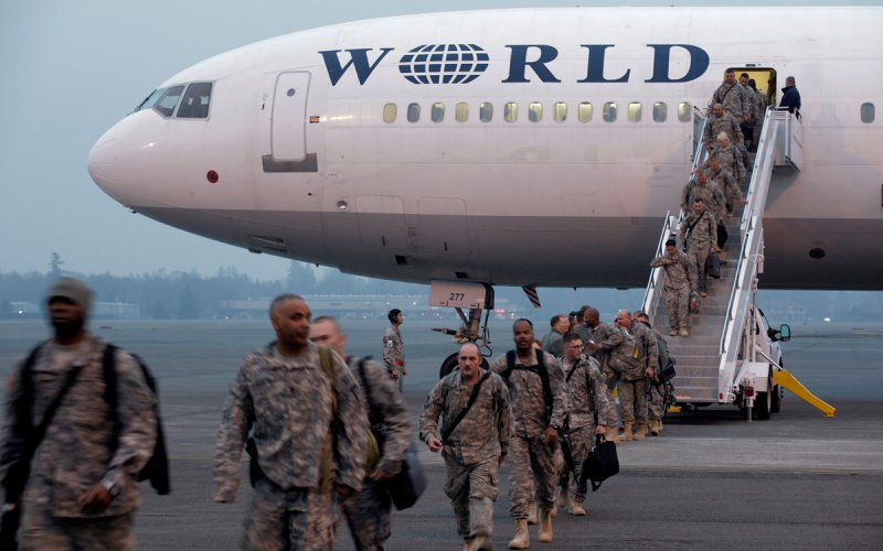 Ted Warren // AP Photo