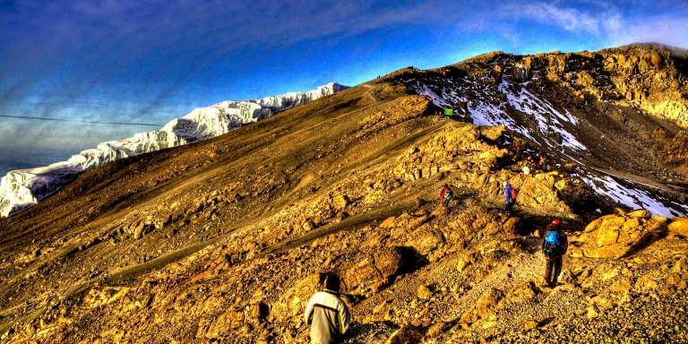 Climbing Mt. Kilimanjaro Taught Me To Live Life Slowly, To Enjoy EveryMoment