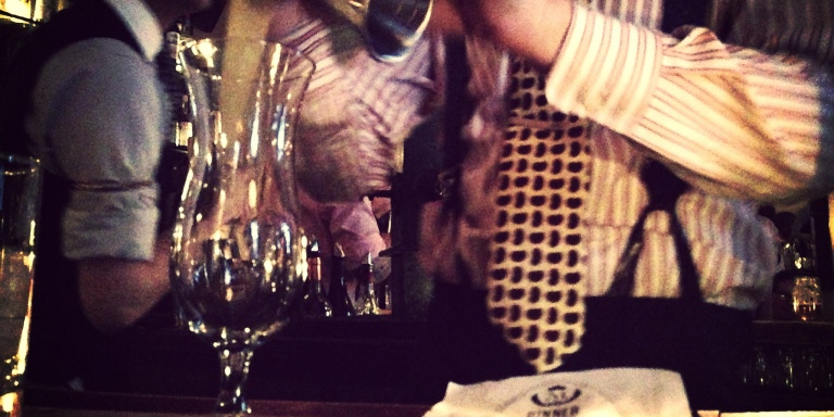 To The Boy Who Drank Whiskey (And Enraptured MeInstantly)