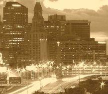 Hartford dusk